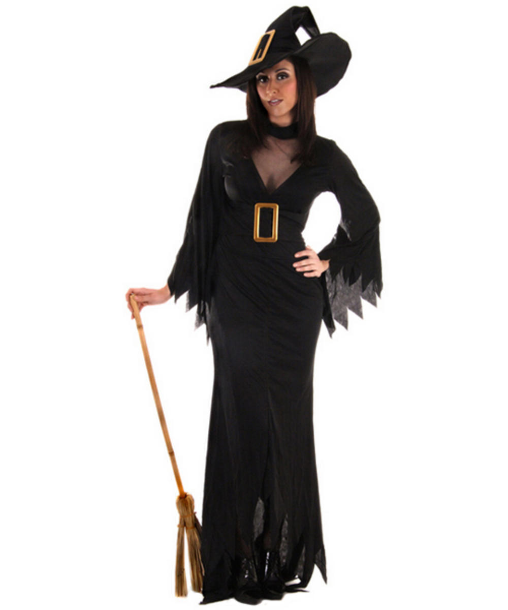 Wicked Witch Ladies Costume