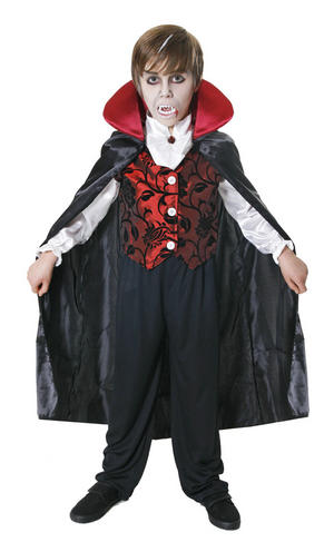 Vampire Deluxe Costume