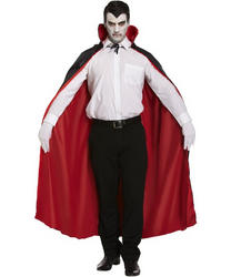 Reversible Red Halloween Cape