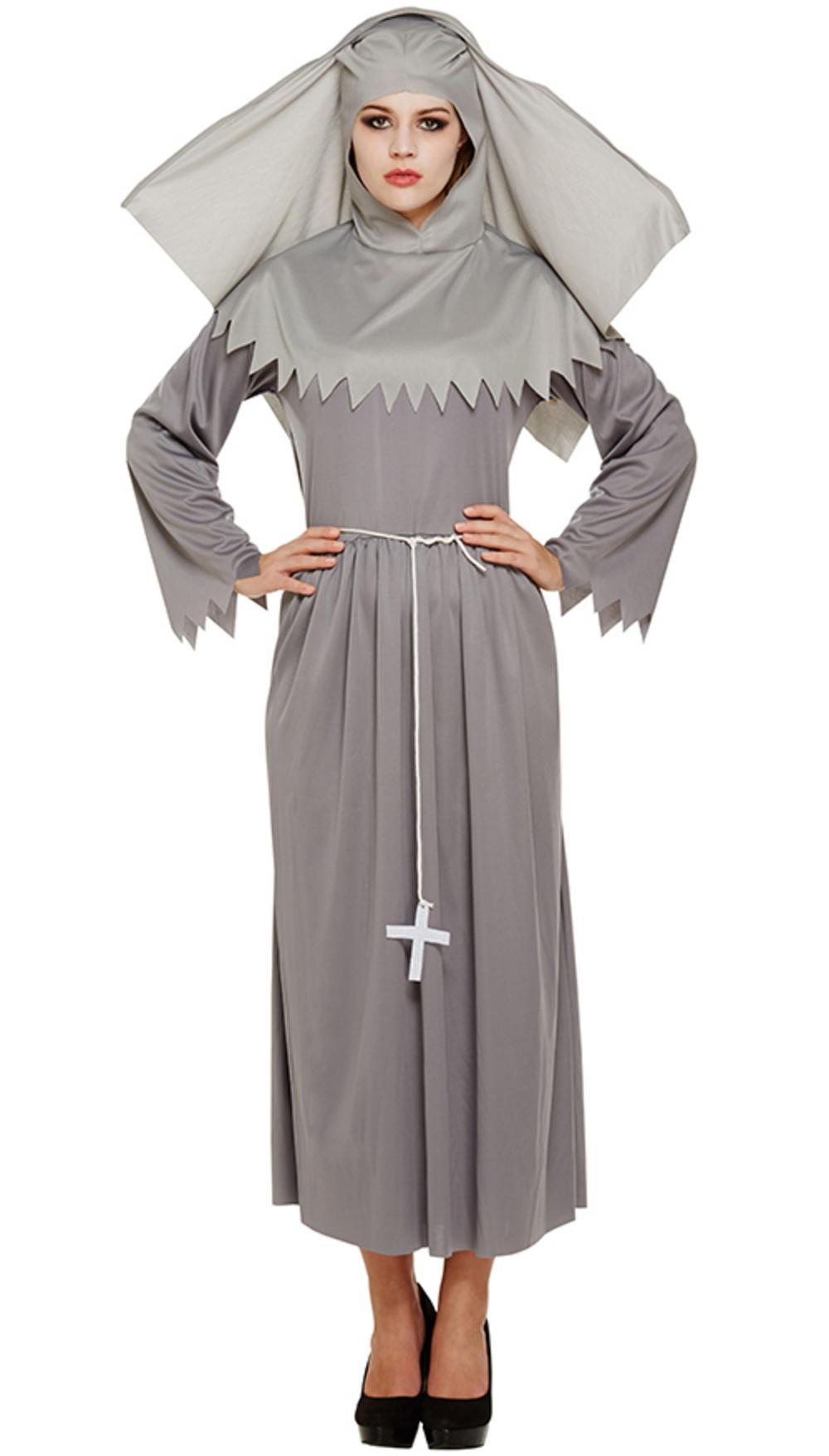 Spirit Ghost Nun Costume