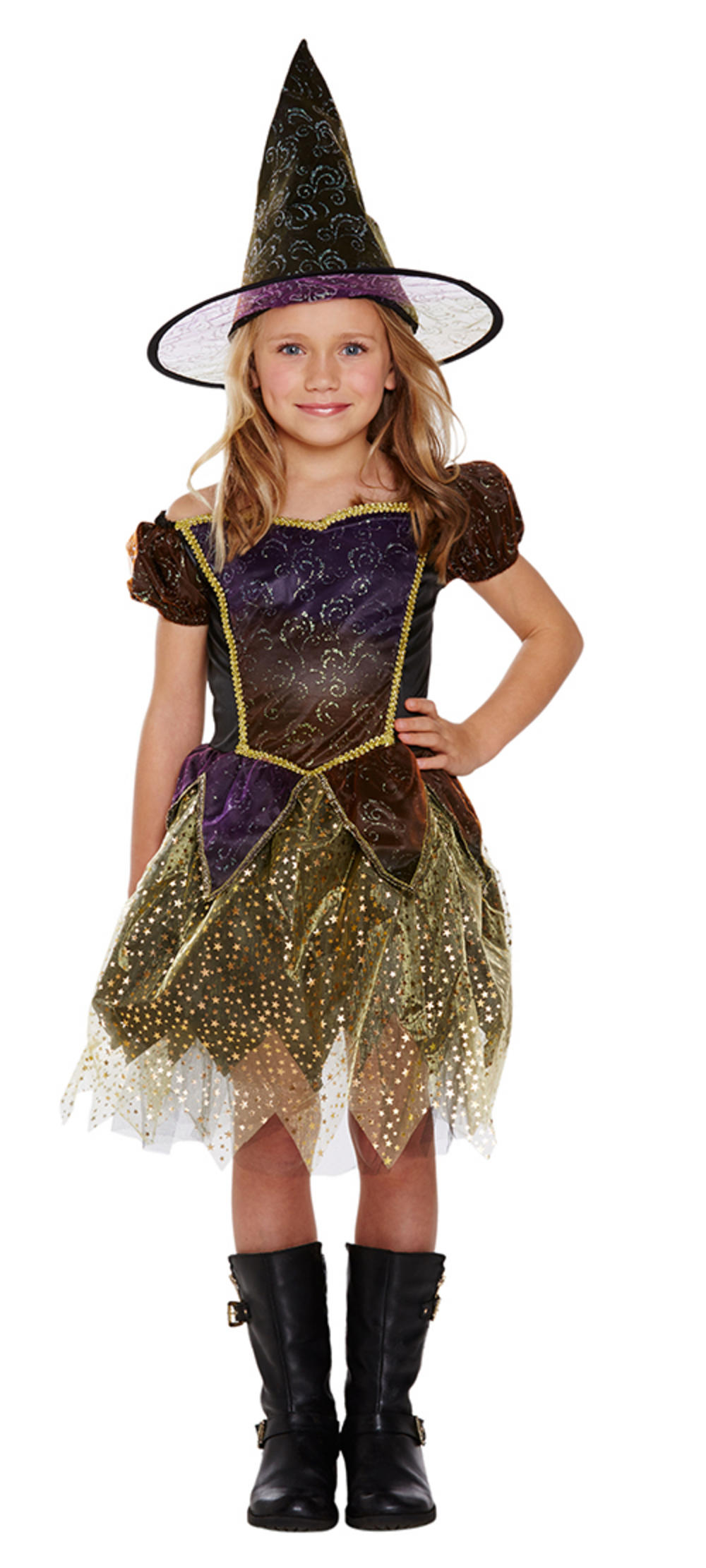 Magical Witch Girls Costume