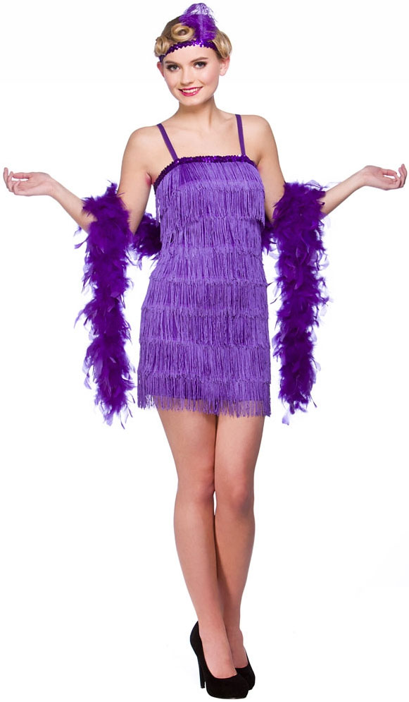 1920s Flapper Girl Ladies Fancy Dress Charleston Jazz 20s Gatsby ...
