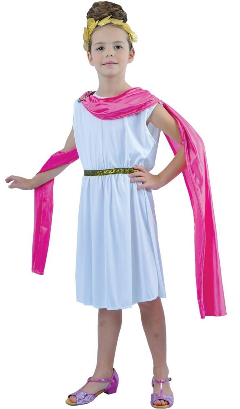 300121888 Roman Goddess Costume