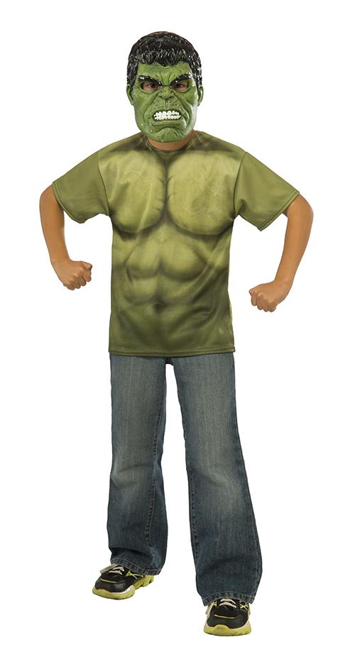 Hulk Boys T-Shirt Boys Costume Kit  sc 1 st  Mega Fancy Dress & Hulk Boys T-Shirt Boys Costume Kit | TV Book and Film Costumes ...