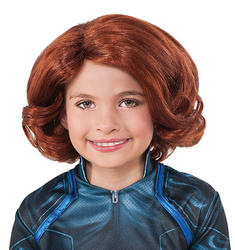 Black Widow Avengers Kids Wig