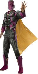 Deluxe Vision Mens Superhero Costume