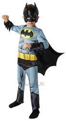 Comic Book Batman Boys Costume
