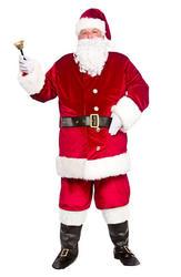 Ultimate Deluxe Santa Mens Costume