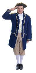 Admiral of the Fleet Mens Costume