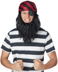 Pirate Costume Accessory Set