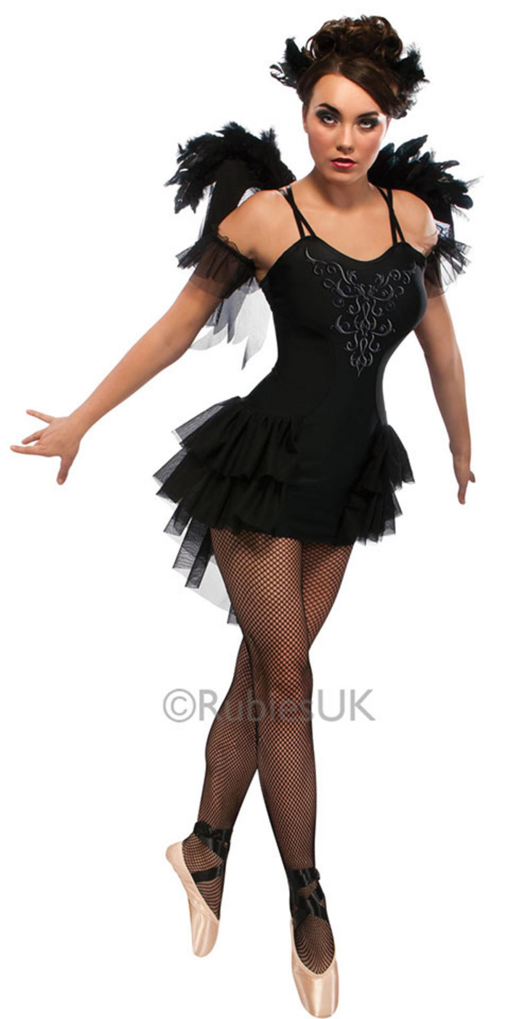Black Swan Ladies Costume