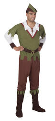 Forest Hunter Mens Costume