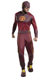 The Flash Mens Costume