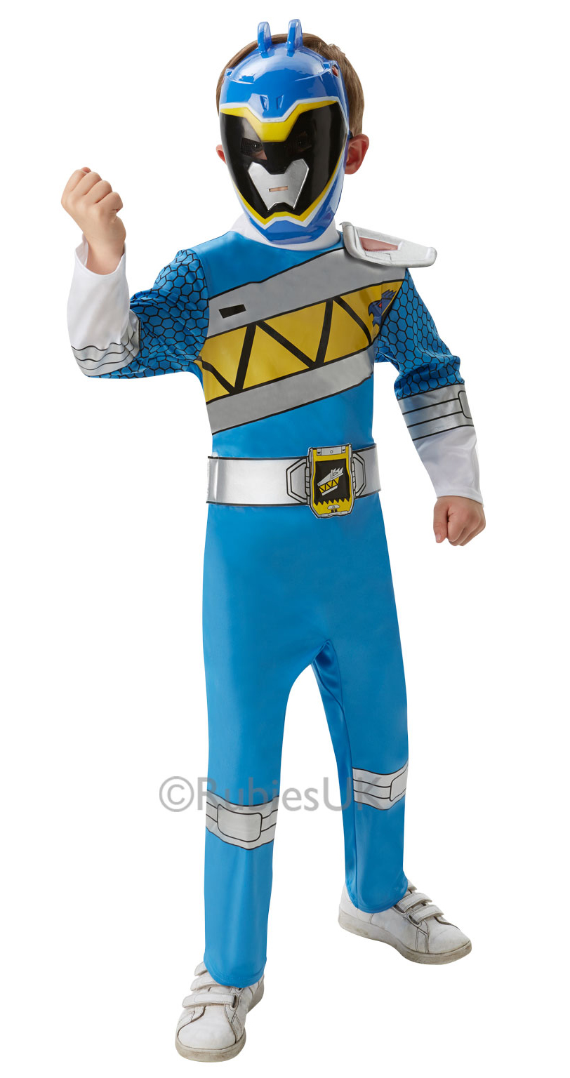 Power Rangers Jungle Fury Costume For Kids