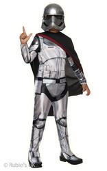 Captain Phasma Kids The Force Awakens Star Wars Costume
