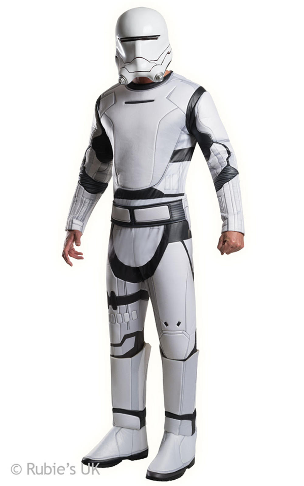 Deluxe Flametrooper Mens The Force Awakens Star Wars Costume