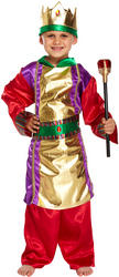 King Boys Nativity Costume