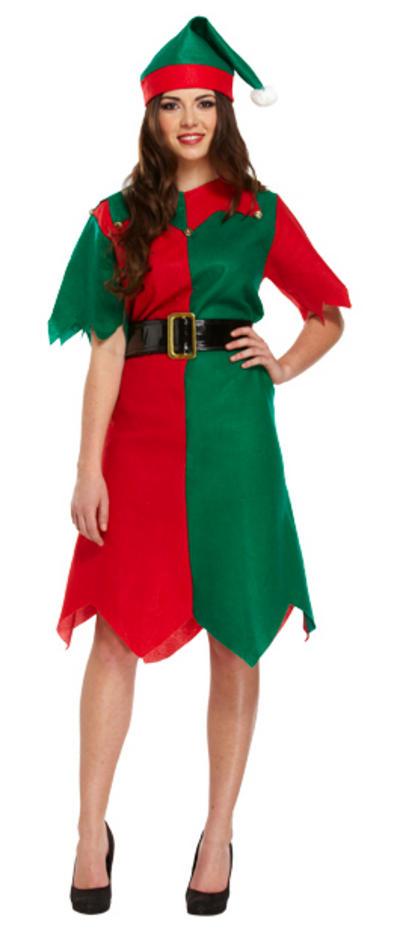 Elf Ladies Costume