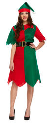 Elf Ladies Costume