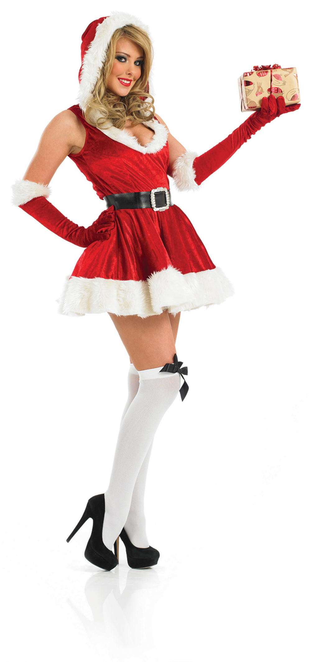 Sexy Santa Ladies Costume