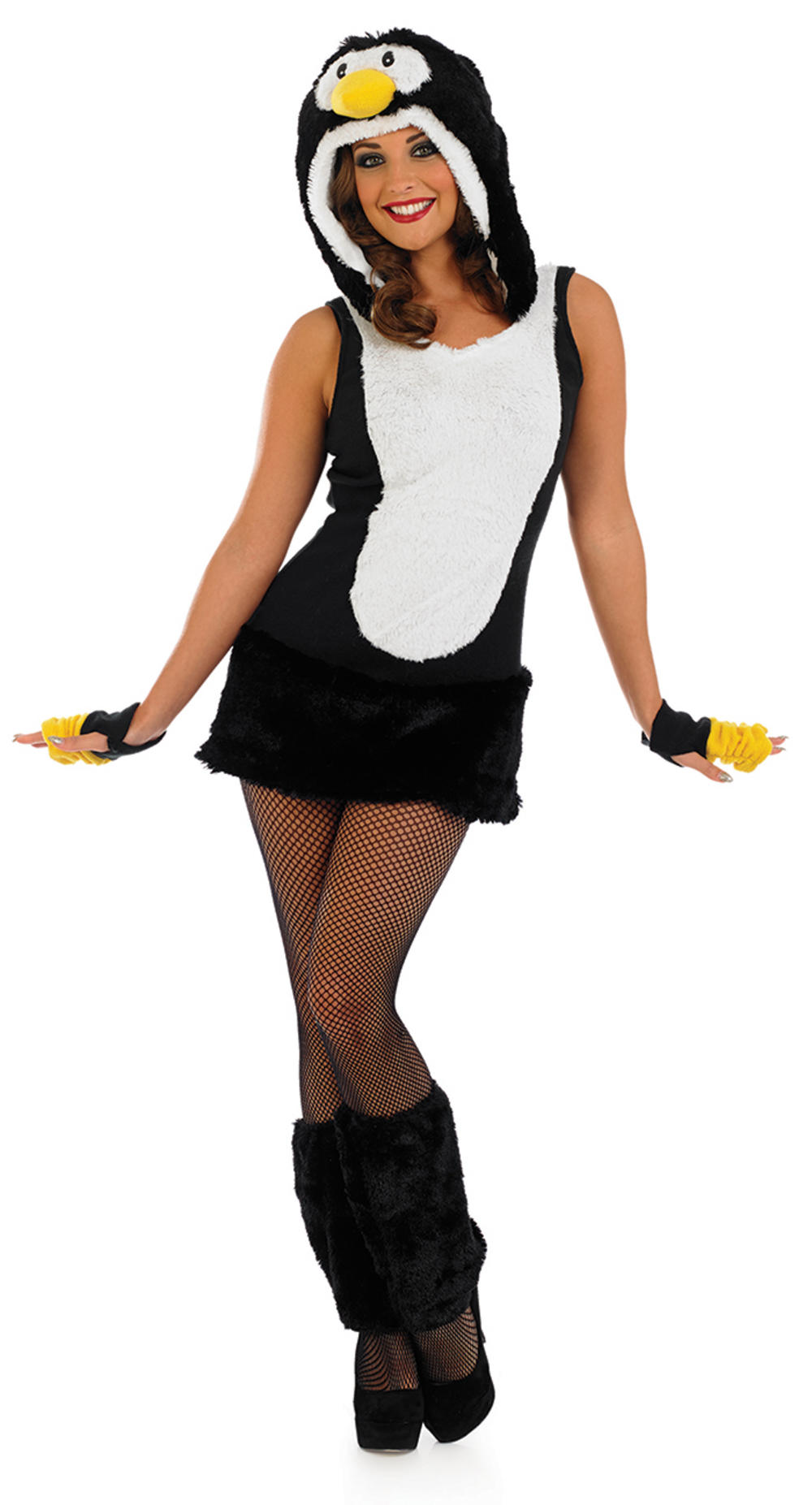 Sexy Penguin Ladies Costume