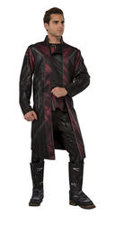 Deluxe Hawkeye Mens Supehero Costume