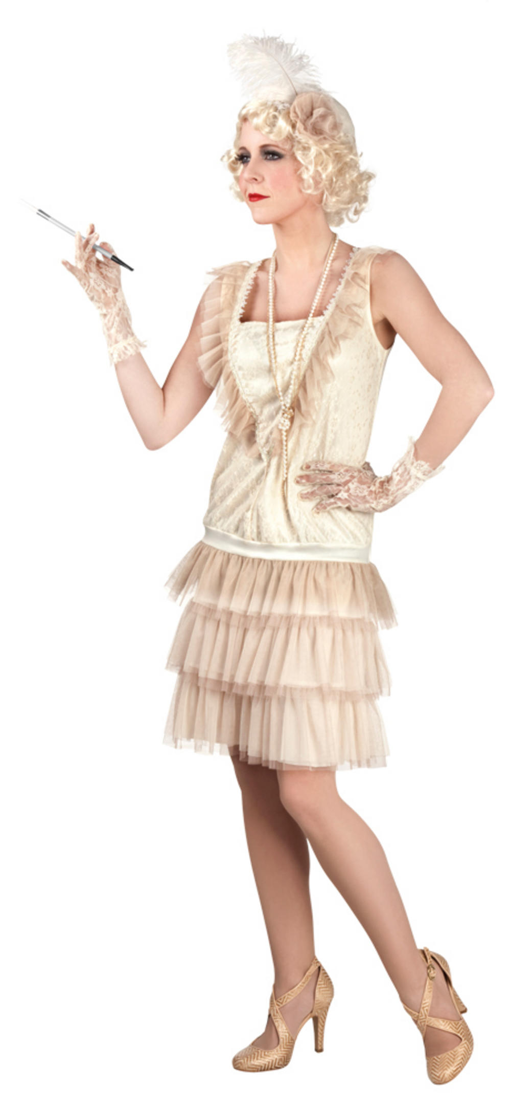 Charleston Lady Costume
