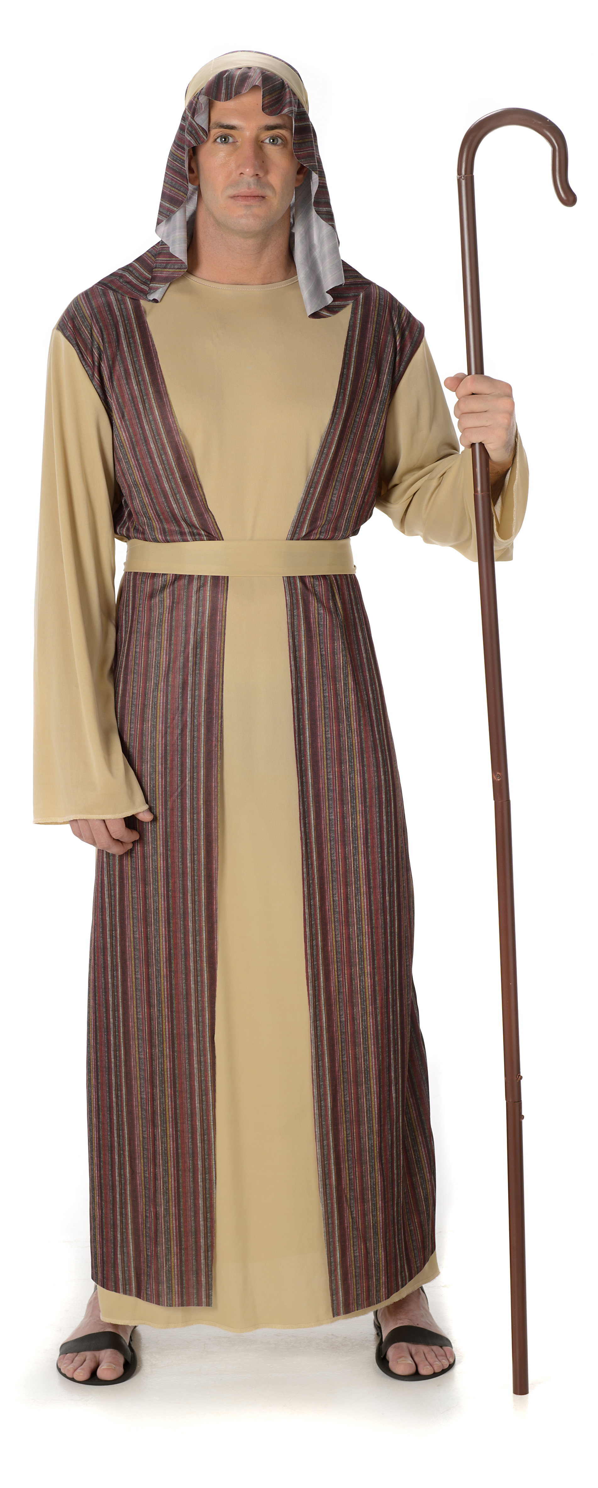 Adults Nativity Play Outfit Fancy Dress Christmas Party Festive Costume New