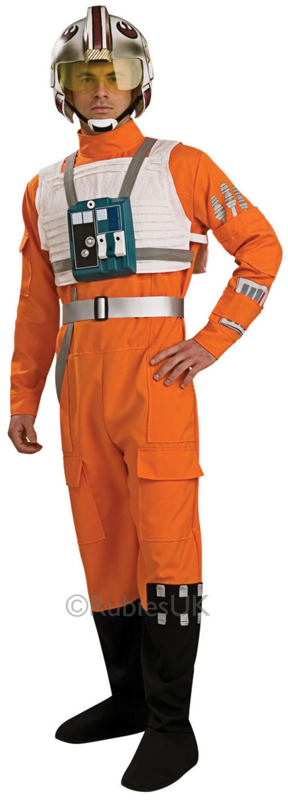 Star Wars X Wing Pilot Costume
