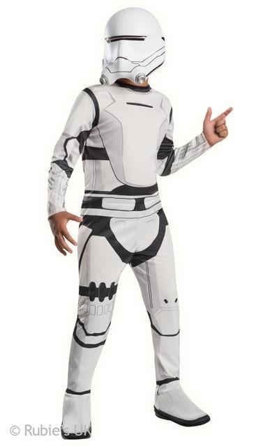 Flametrooper Boys The Force Awakens Star Wars Costume