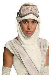 Rey The Force Awakens Star Wars Hooded Eye Mask