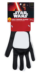 Stormtrooper The Force Awakens Star Wars Kids Gloves