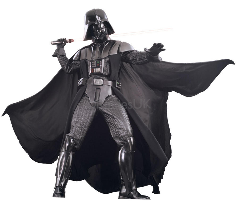 Supreme Edition Darth Vader Star Wars Costume