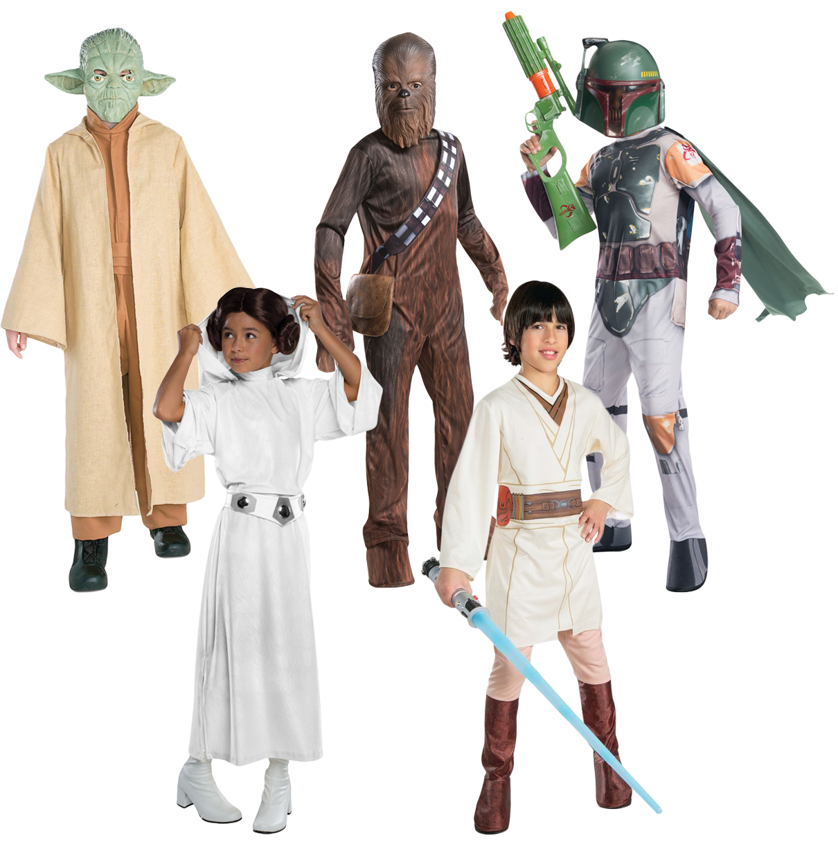 costumes star wars kids best kids costumes