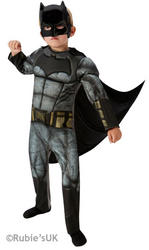 Deluxe Batman Dawn of Justice Boys Costume