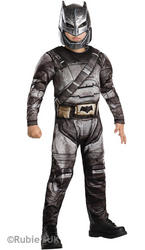 Deluxe Batman Armour Dawn of Justice Boys Costume