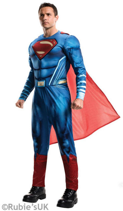 Superman Dawn of Justice Adults Costume