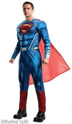 Superman Dawn of Justice Adults Fancy Dress