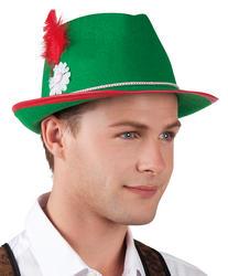 Tyrolean Oktoberfest Hat