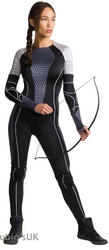 Katniss Catching Fire Ladies Costume
