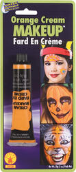 Orange Cream Makeup Facepaint