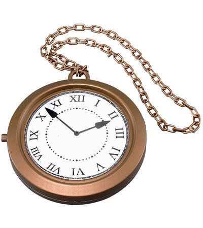 Giant Medallion Clock