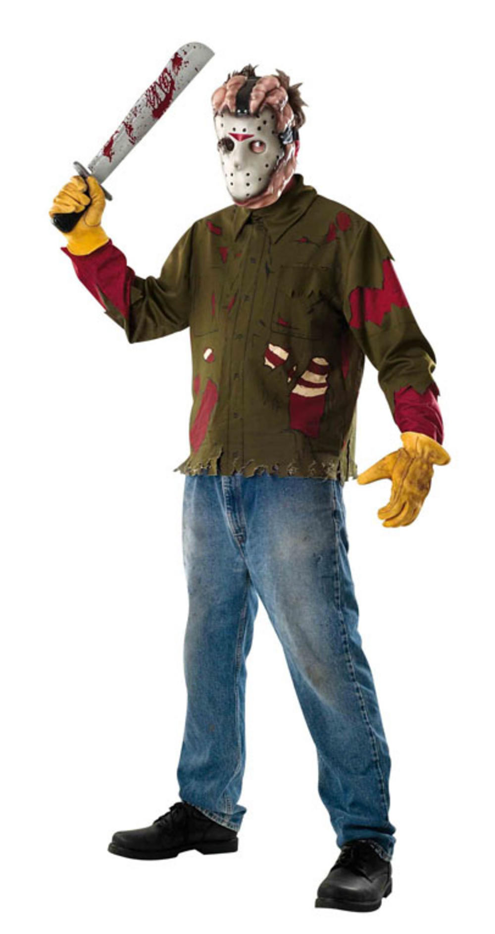 Jason Voorhees Costume   Mega Fancy Dress