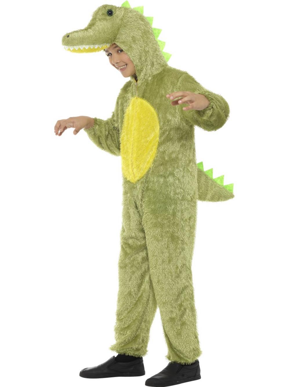 Childrens Crocodile Costume