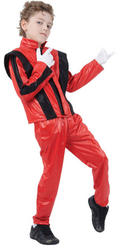 Kids' Pop King Costume