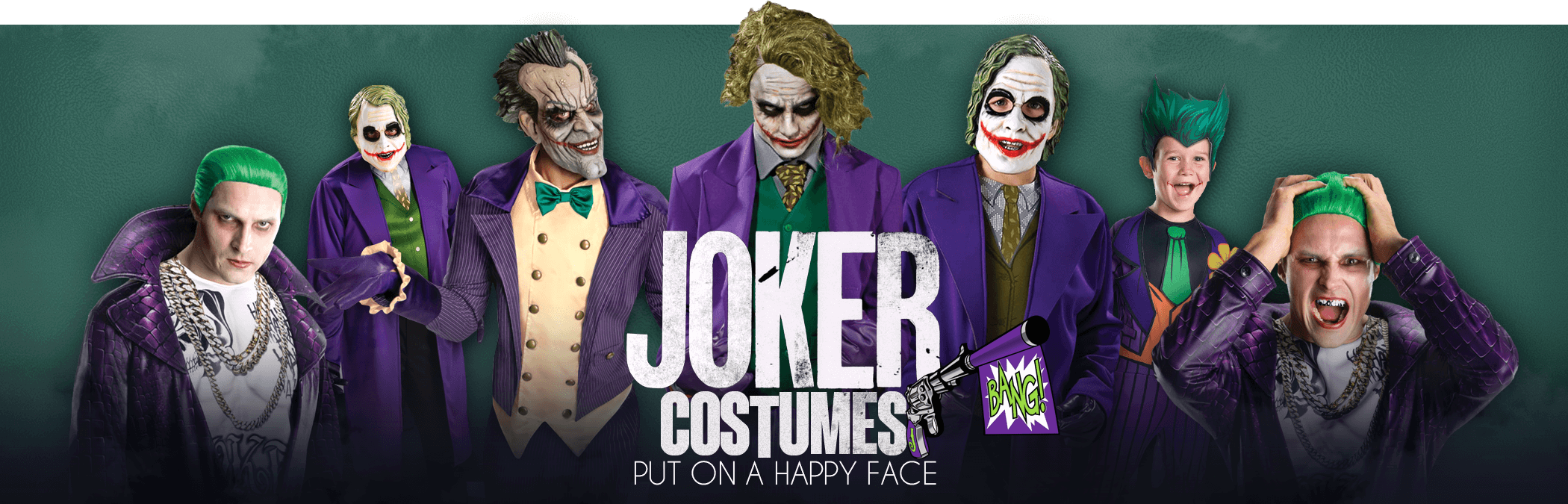 Joker Costumes
