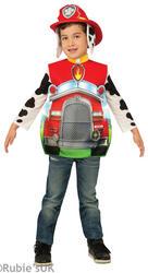 Paw Patrol Marshall Bots Costume