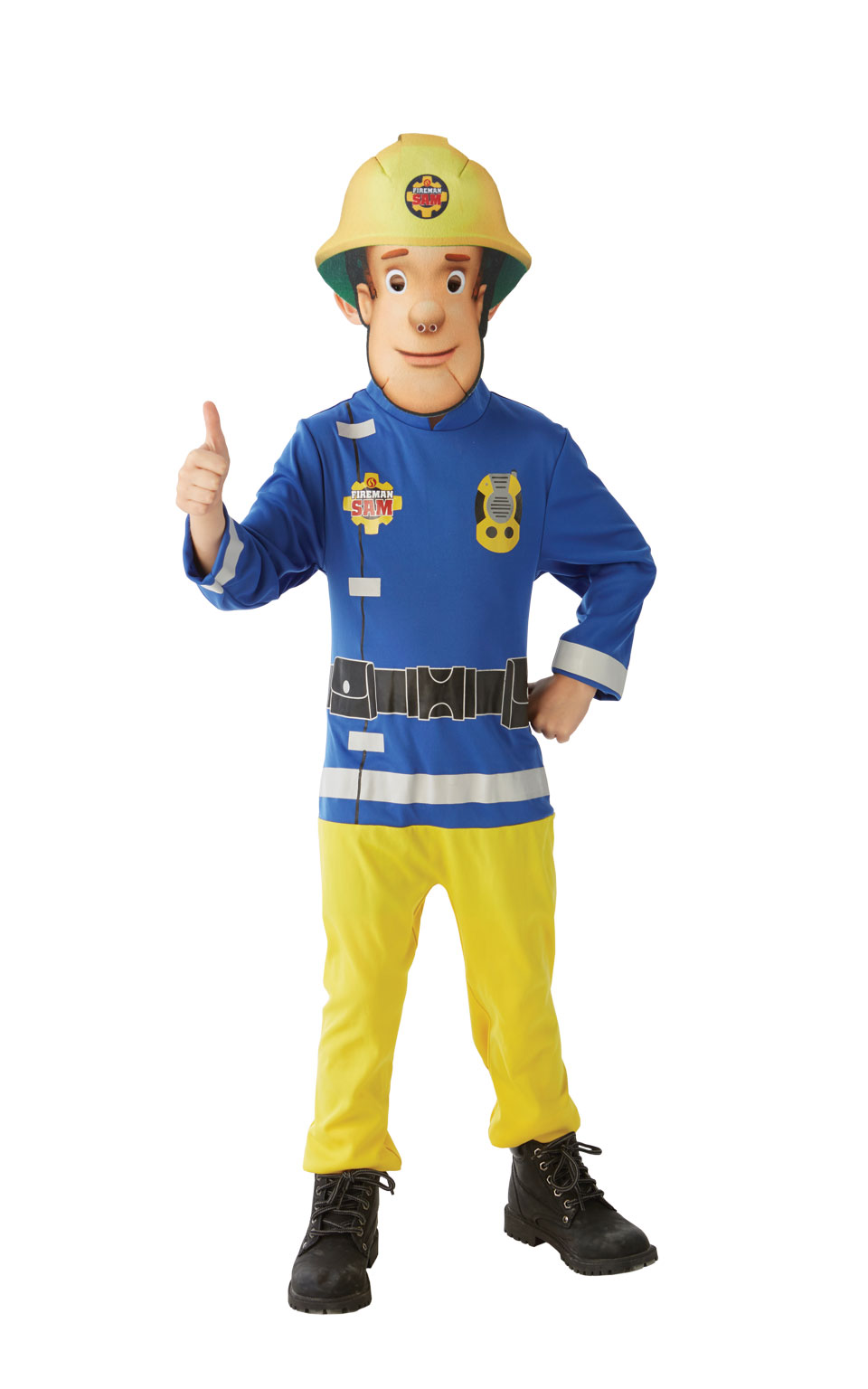 It's just an image of Mesmerizing Fireman Sam Pic