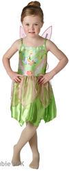 Classic Tinkerbell Girls Costume