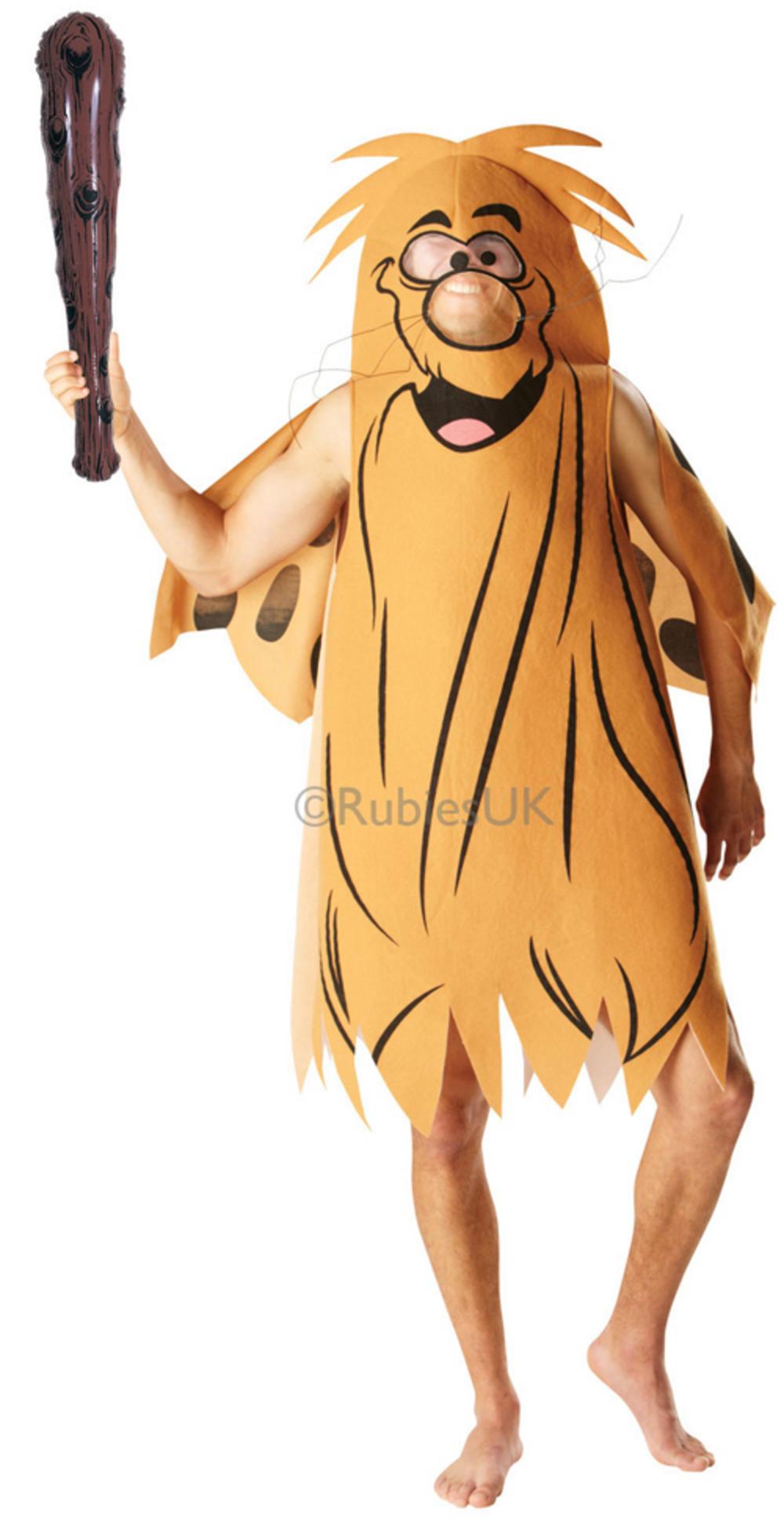 Captain Caveman Mens Costume